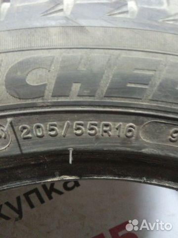 Шина 205/55/16 Michelin  89115014247 купить 3