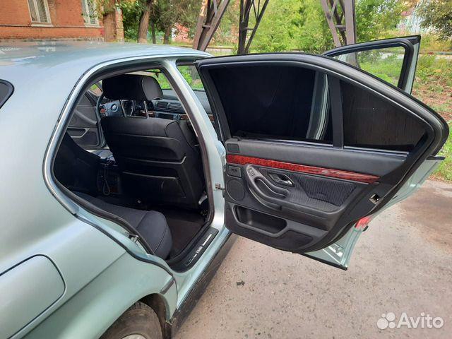 BMW 7 серия, 2000