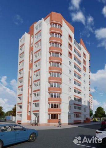 1-к квартира, 34.7 м², 3/10 эт.