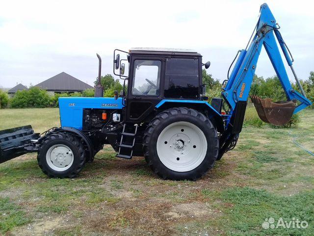 Трактор мтз 82.1  89659587653 купить 3