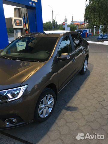 Renault Logan, 2018  89662409878 купить 1