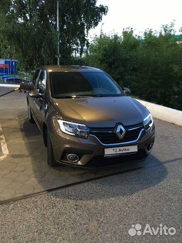Renault Logan, 2018  89662409878 купить 5