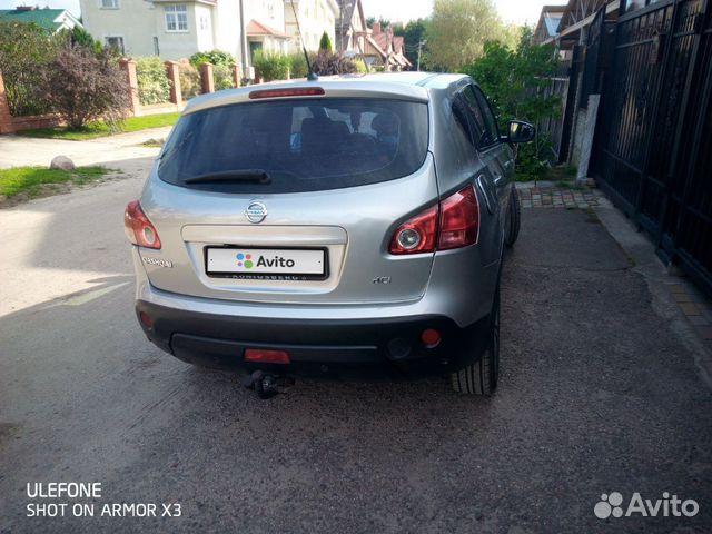 Nissan Qashqai, 2008  89097931161 купить 2