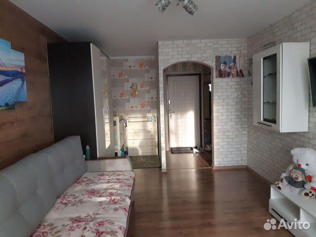 1-к квартира, 39 м², 8/10 эт.