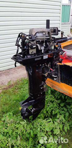 Лодочный мотор  89052980710 купить 4