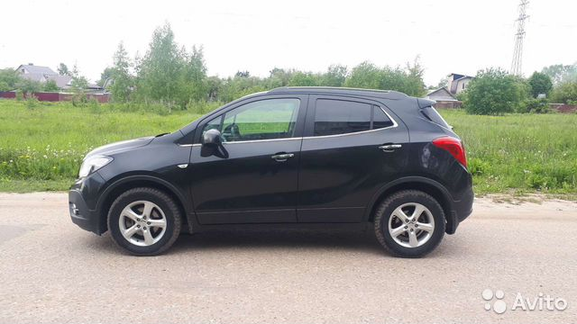 Opel Mokka, 2013  89605085857 купить 2