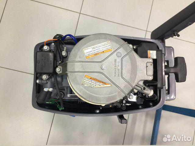 Лодочный мотор Yamaha 8 fmhs Б/У  88006002714 купить 8