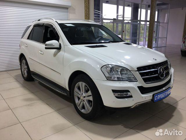 Mercedes-Benz M-класс, 2010  89828708454 купить 4