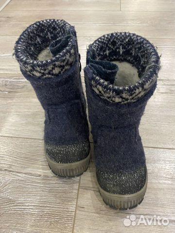 Зимние сапоги капика kapika  89158344190 купить 3