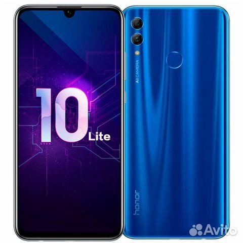 Honor 10 Lite 3/64  89132205918 купить 1