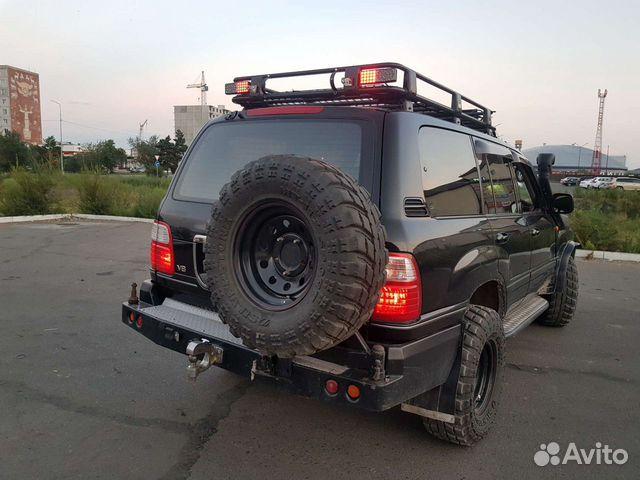 Toyota Land Cruiser, 2001  89135273354 купить 1
