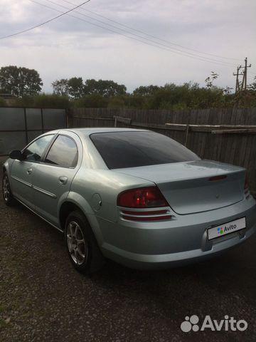 Dodge Stratus, 2001  89052976090 купить 2