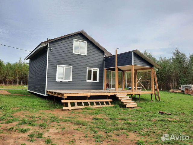Дом 117 м² на участке 20 сот.  89127354701 купить 4