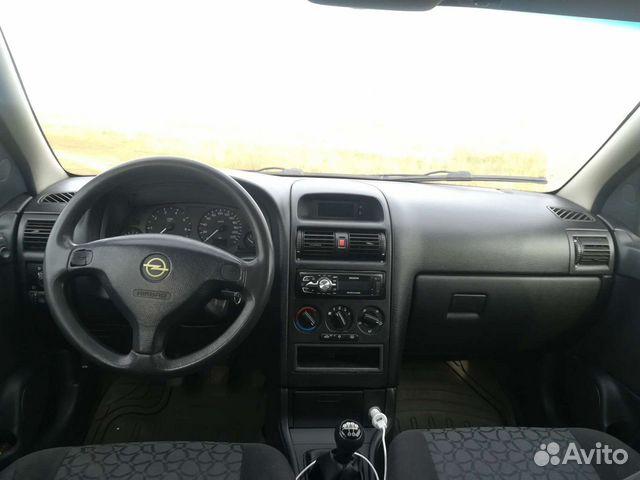 Opel Astra, 2000  89068197607 купить 9