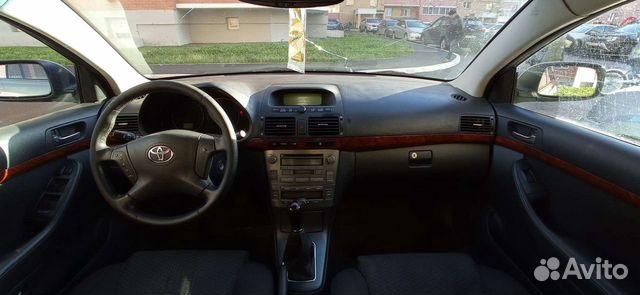 Toyota Avensis, 2003  89052968136 купить 5
