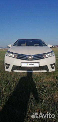 Toyota Corolla, 2014  89644131501 купить 2