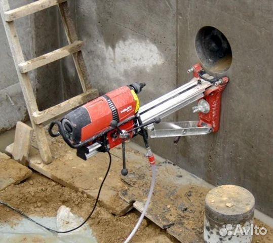 резка бетона воронеж