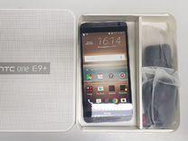 Новый HTC One E9+ 32Гб черный. Гарантия