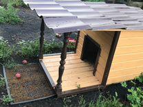 Продам домик для собаки