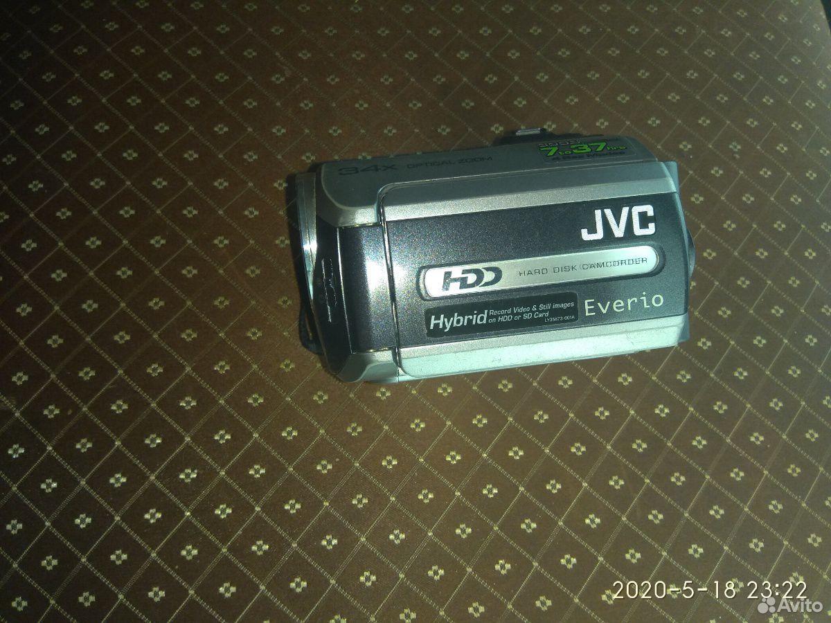 Видео камера JVC GZ-MG 130E  89372273777 купить 7