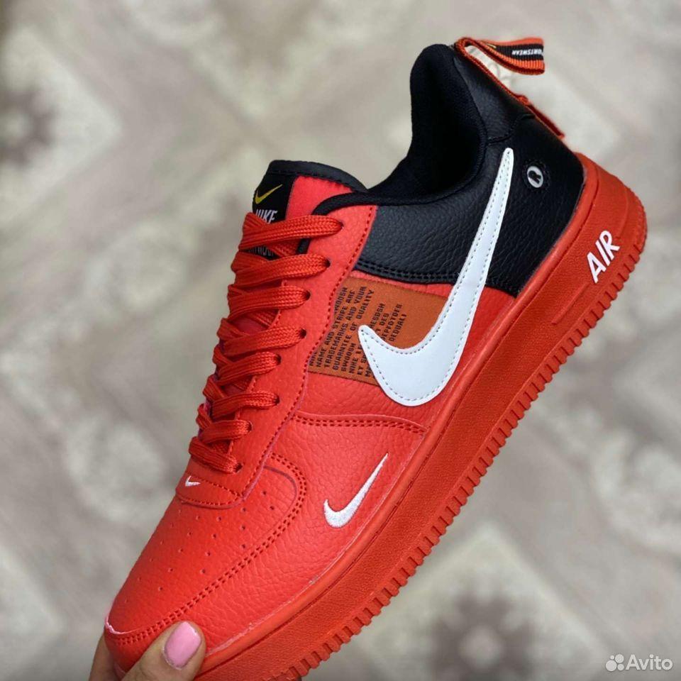 Кроссовки Nike air force  89628838102 купить 1