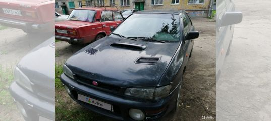 Subaru Impreza, 1996 купить в Нижегородской области | Автомобили | Авито