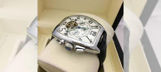 13211b9b Часы Frank Muller White + доставка по спб купить в Санкт-Петербурге на  Avito — Объявления на сайте Авито