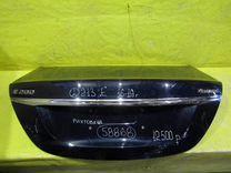 Крышка багажника Mercedes 213 E 16-19г 58868