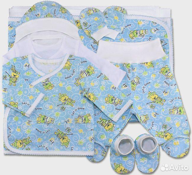 Комплект одежды для малыша  89960265722 купить 1