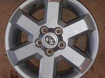Диск r 16 Тойота оригинал 1 шт