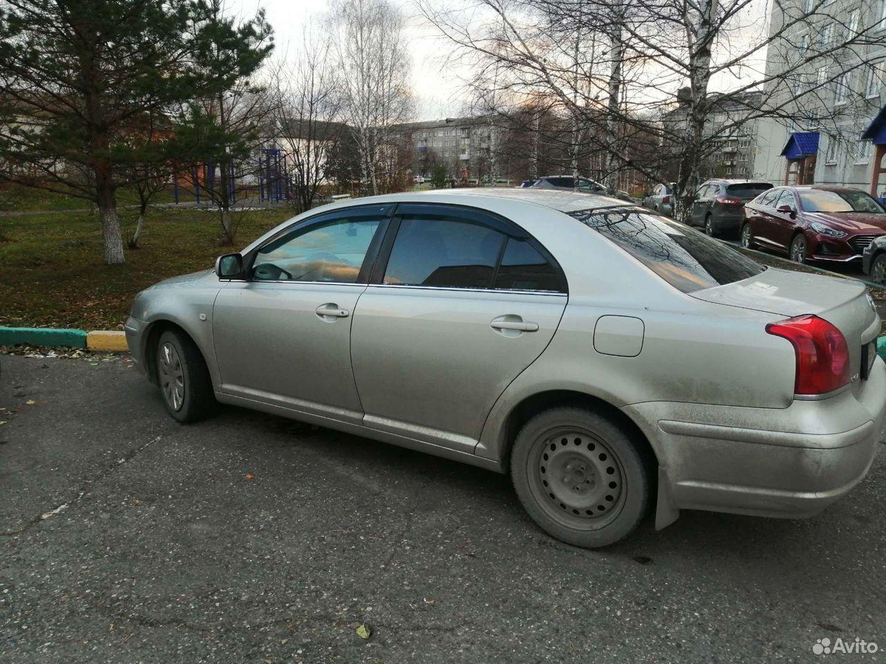 Toyota Avensis, 2004  89050743815 купить 1