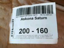 Матрас askona sleep style saturn