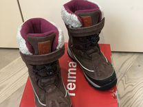 Зимние ботинки(сапоги) Reima 30р