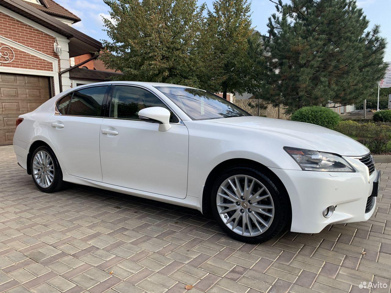 Lexus GS, 2012  89898002894 купить 8