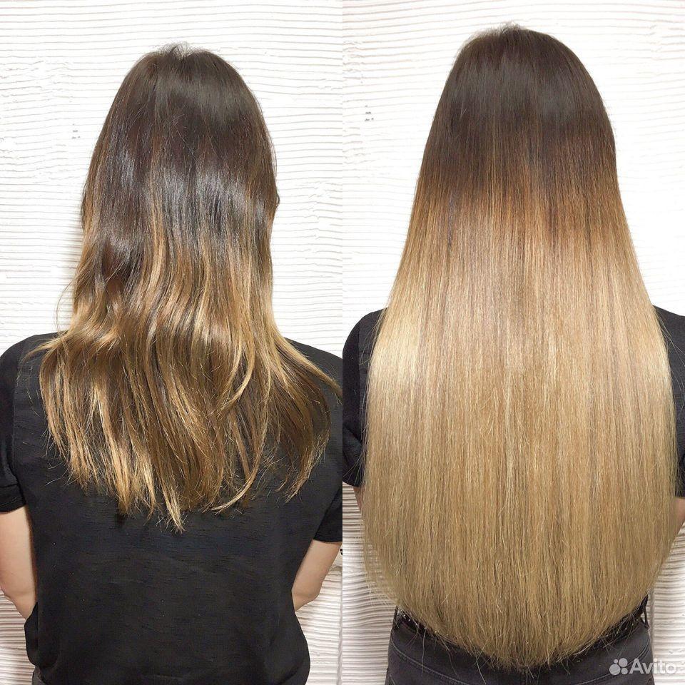Наращивание волос качественно  89286620359 купить 3