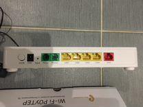 Роутер ZTE 298a 1Gb/c Wi Fi 2.4Ghz 5Ghz ростелеком