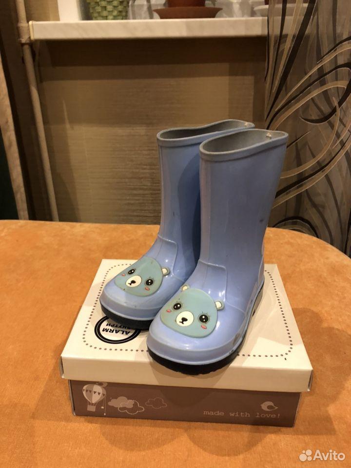 Резиновые сапоги детские  89535128388 купить 3