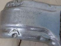 Защитный щит турбины Mercedes w204 turbo 1.8 — Запчасти и аксессуары в Чебоксарах
