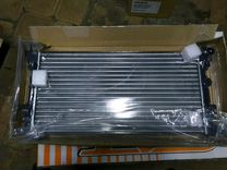 Радиатор охлаждения Volkswagen Polo Sedan