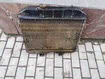 Радиатор УАЗ, медный бу