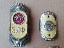 Шильдик, эмблема. Велосипед СССР