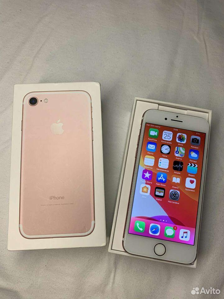 iPhone 7 32GB рст Полный Комплект  89995652369 купить 1