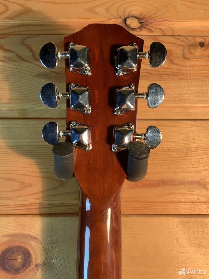 Электроакустическая гитара Chard  89024865089 купить 4