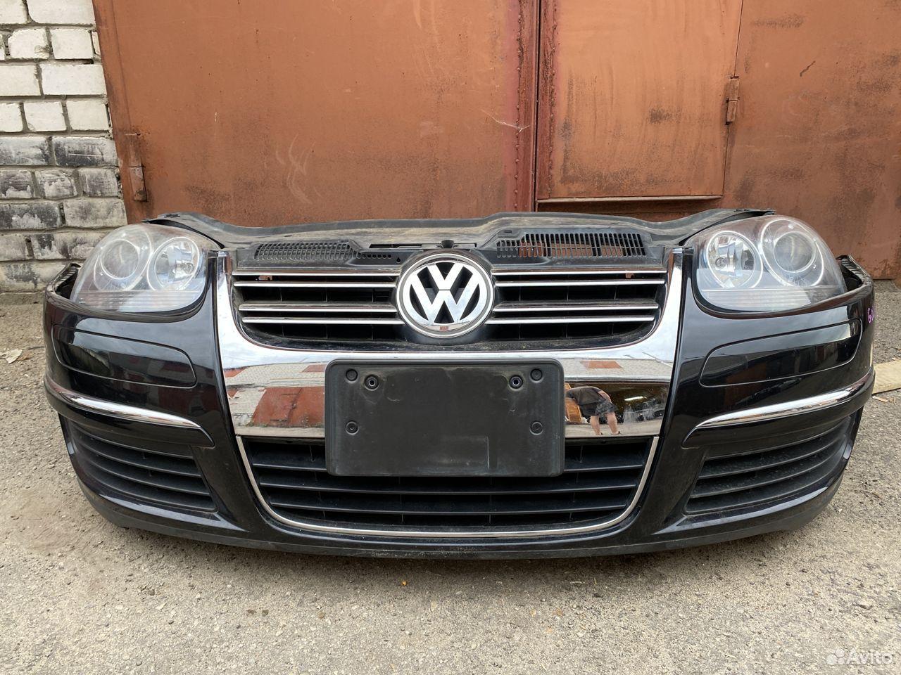 Ноускат черный Volkswagen Jetta 5  89534684247 купить 3