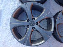Литые Диски R18 Honda Болты 5x114.3 Цо 64.1 ET 50