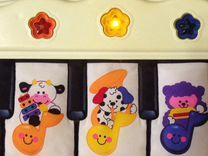 Пианино детское мягкое Fisher Price