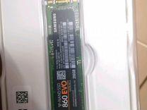 SSD 860 evo 250g SATA m. 2
