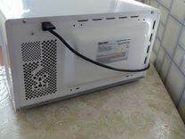 Микроволновая печь Rolsen в хорошем состоянии