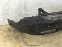 Бампер задний Honda Crv 4 2012-2015