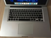 MacBook Pro (15 дюйма, 2,53 GHz, середина 2009 г.)